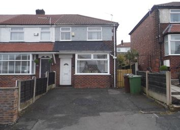 Thumbnail 2 bed semi-detached house for sale in Caldecott Road, Blackley