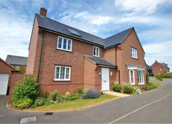 Thumbnail 5 bed detached house for sale in Chiltern View, Chinnor, Oxon
