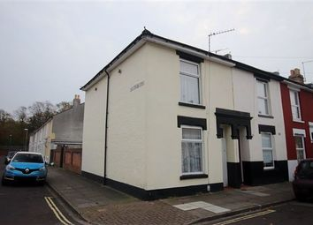 Thumbnail 2 bed end terrace house for sale in Glencoe Road, Portsmouth, Hampshire