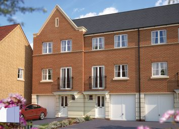 "Thumbnail 3 bed terraced house for sale in ""The Latimer"" at Manorville Road, Hemel Hempstead"