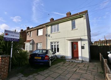 Thumbnail 3 bed semi-detached house to rent in Wellcome Avenue, Dartford