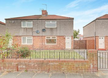 Thumbnail Semi-detached house for sale in First Avenue, Blyth