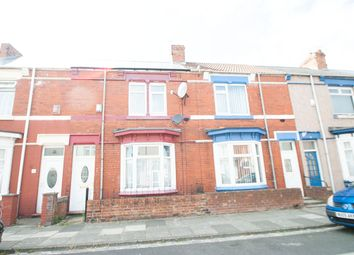 Thumbnail 2 bed terraced house to rent in Thornvill Road, Hartlepool