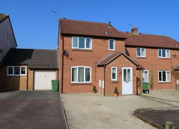 Thumbnail 3 bed end terrace house for sale in Taunton Close, Chippenham, Wiltshire