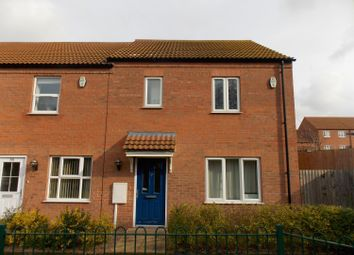 Thumbnail 4 bed terraced house for sale in Danes Close, Grimsby, Lincolnshire