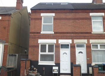 Thumbnail 4 bedroom end terrace house for sale in Lowther Street, Stoke, Coventry