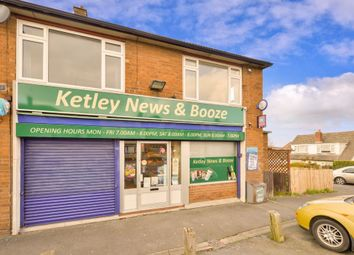 Thumbnail 2 bedroom flat for sale in Copperbeech Road, Ketley