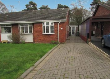 Thumbnail 2 bed bungalow to rent in Larchwood Crescent, Sutton Coldfield, West Midlands