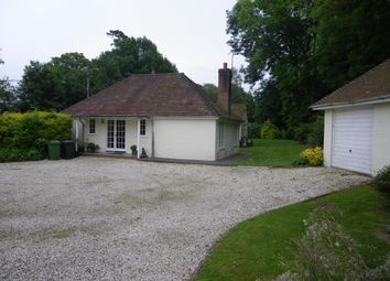 Thumbnail 3 bed bungalow to rent in East End, Newbury
