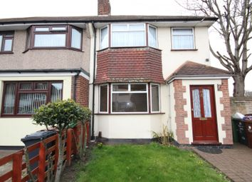 Thumbnail 3 bed property to rent in Bosworth Road, Dagenham
