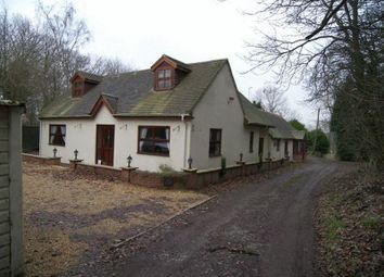 Thumbnail 6 bed detached bungalow for sale in Woodlands, Ironbridge, Telford