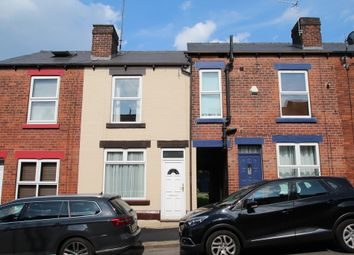 Thumbnail 2 bed terraced house for sale in Dinnington Road, Sheffield, South Yorkshire