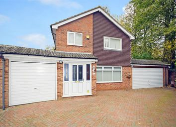 Thumbnail 4 bed detached house for sale in Tinsley Close, Cherry Lodge, Northampton