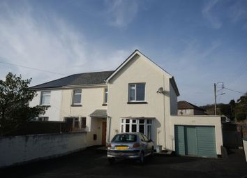 Thumbnail 4 bed semi-detached house for sale in Beacon Road, Bodmin