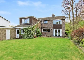 Thumbnail 5 bed detached house for sale in The Coppice, Impington, Cambridge