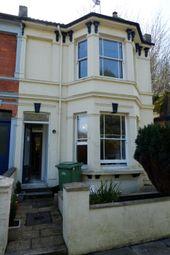 Thumbnail 3 bedroom end terrace house to rent in Harold Road, Hastings