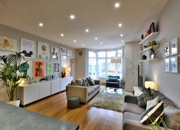 Thumbnail 3 bed flat for sale in Tooting Bec Gardens, London