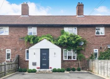 Thumbnail 3 bed terraced house for sale in Woodview, Chessington, Surrey