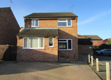 Thumbnail 4 bed detached house for sale in Dreyer Close, Rugby, Warwickshire
