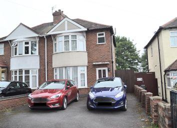 Thumbnail 3 bed semi-detached house for sale in Darklands Road, Swadlincote