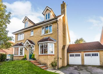 5 bed detached house for sale in Ashcroft Road, Wainscott, Rochester, Kent ME3