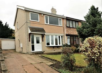 Thumbnail 3 bed semi-detached house for sale in Windsor Drive, Barnburgh, Doncaster, South Yorkshire
