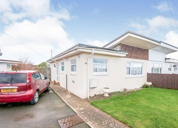 Thumbnail 2 bed bungalow for sale in The Boulevard, Pevensey Bay, Pevensey