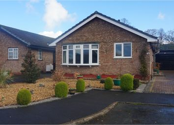 Thumbnail 2 bed detached bungalow for sale in Maes Tawel, Llanrwst