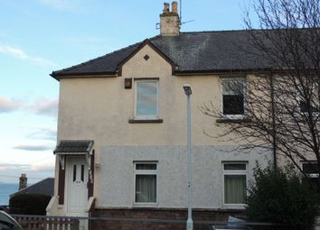 Thumbnail 2 bed flat to rent in Cook Street, Dysart, Fife