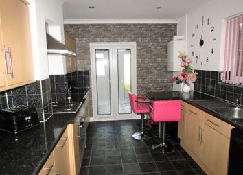Thumbnail 3 bed terraced house for sale in Hunter Road, Southsea
