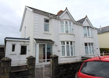 Thumbnail 3 bed town house for sale in New Street, Lampeter