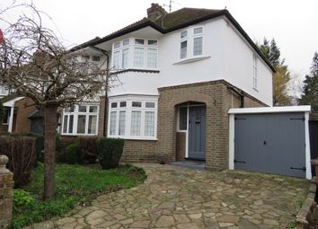 Thumbnail 3 bedroom semi-detached house for sale in Priory Gardens, Luton
