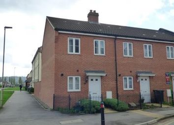 Thumbnail 2 bed terraced house to rent in Rudloe Drive Kingsway, Quedgeley, Gloucester