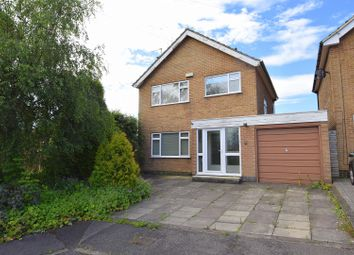 3 bed detached house for sale in Corfe Close, Littleover, Derby DE23
