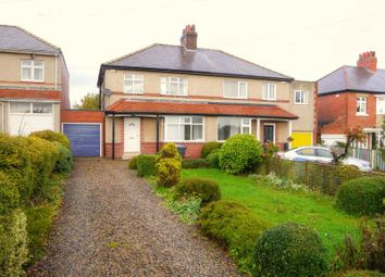 Thumbnail 3 bedroom semi-detached house to rent in Hexham Road, Heddon-On-The-Wall, Newcastle Upon Tyne