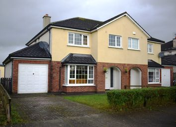 Thumbnail 4 bed semi-detached house for sale in 4 Deerpark View, Baltinglass, Wicklow