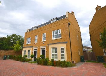 Thumbnail 4 bed semi-detached house for sale in Lendy Place, Sunbury-On-Thames, Surrey