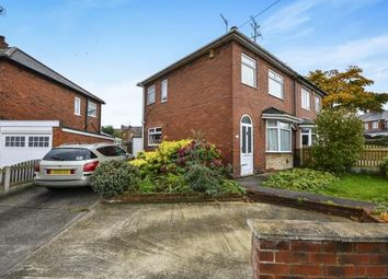 Thumbnail 3 bed semi-detached house for sale in Balmoral Drive, Mansfield, Nottinghamshire