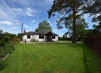 Thumbnail 4 bed detached bungalow for sale in Basingstoke Road, Spencers Wood, Reading