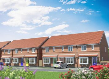 Thumbnail 3 bedroom terraced house for sale in Applewood Developments, Hull, East Yorkshire