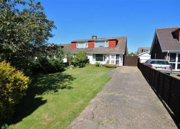 Thumbnail 2 bed semi-detached house for sale in School Road, South Killingholme, Immingham