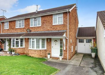 3 bed semi-detached house for sale in Merrythorn Road, Fremington, Barnstaple EX31