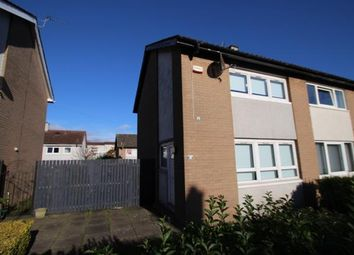 Thumbnail 2 bedroom semi-detached house for sale in Lightburn Place, Glasgow, Lanarkshire
