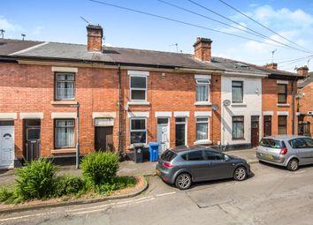 2 bed terraced house to rent in Bakewell Street, Derby DE22