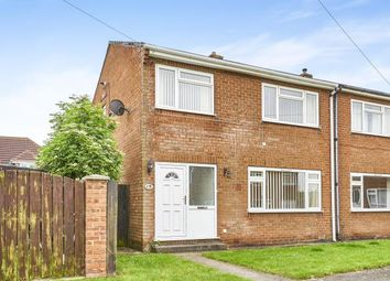 Thumbnail 3 bed semi-detached house for sale in Chapel Riggs, Catterick, Richmond, North Yorkshire