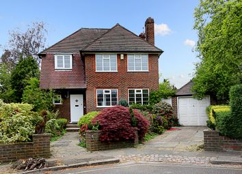 Thumbnail 3 bed detached house to rent in Ashbourne Close, London