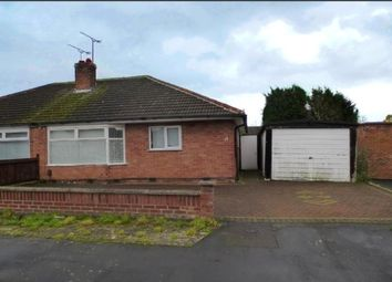Thumbnail 2 bed bungalow to rent in Davenport Avenue, Oadby