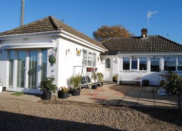 Thumbnail 4 bed bungalow for sale in West Winch, Kings Lynn, Norfolk