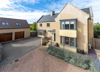 Thumbnail 5 bed detached house for sale in Abbey Place, Fordham, Ely