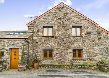 Thumbnail 4 bed semi-detached house for sale in Oakwood Barn Cross Beck Farm, Soutergate, Kirkby-In-Furness